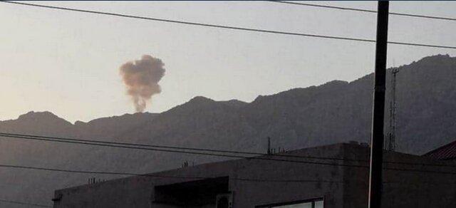حمله جنگنده های ترکیه به شمال اربیل