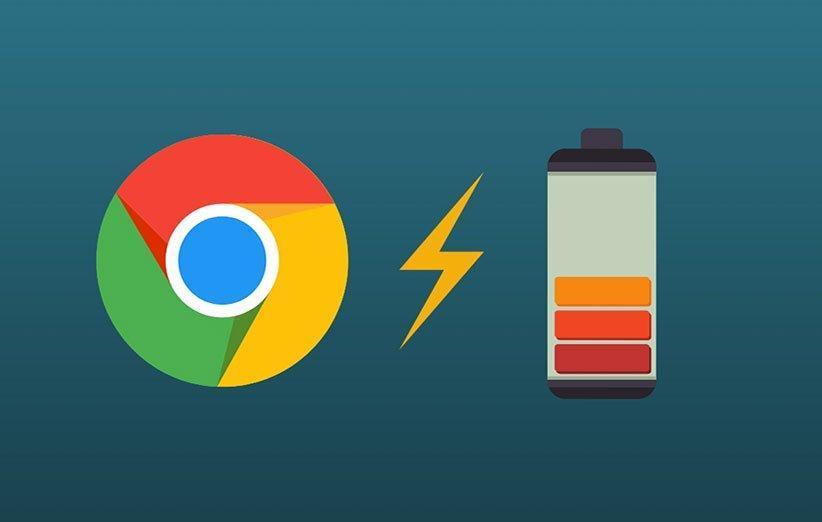 کروم با کمک سایت ها مصرف باتری خود را کاهش می دهد