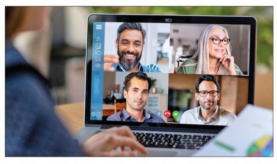 بهبود تماسهای تصویری با هوش مصنوعیانویدیا