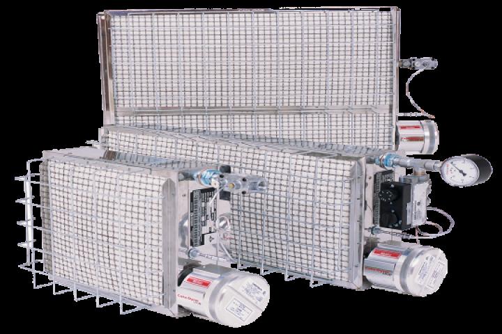 تدوین استاندارد روش آزمون برای گرمکن های گازسوز تابشی نانوکاتالیستی شروع شد