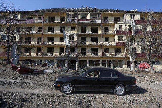 اعلام منطقه پرواز ممنوع بر فراز ارمنستان و قره باغ