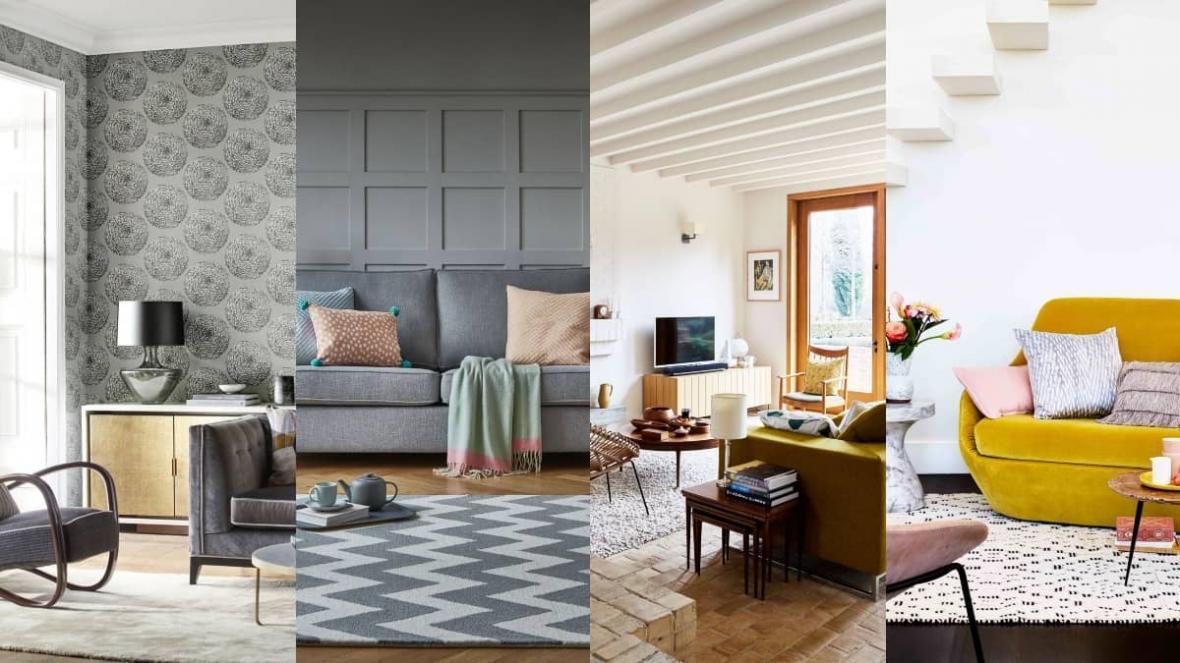 نکات، قوانین و اصول چیدمان منزل سنتی و مدرن از مبلمان و فرش تا رنگ
