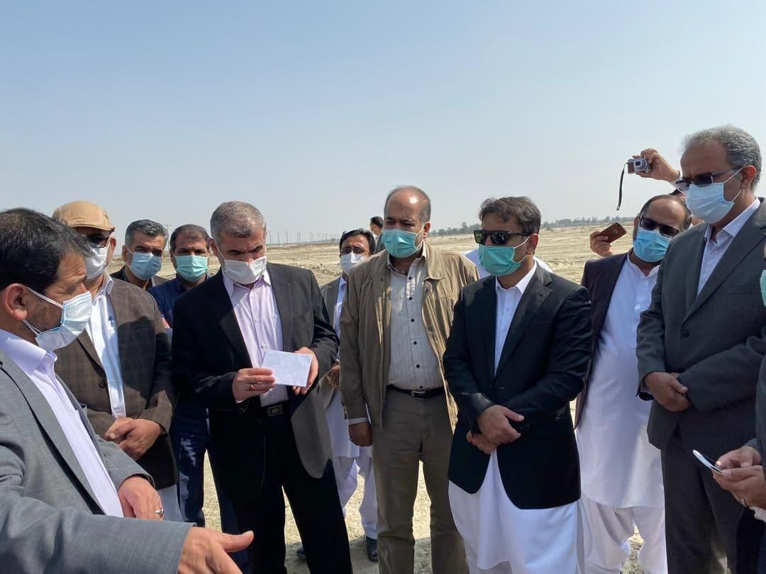 سفر نایب رئیس مجلس شورای اسلامی به چابهار