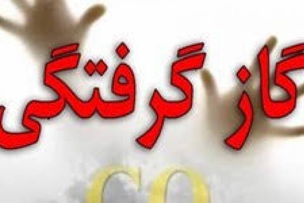 هشدار در خصوص گاز گرفتگی