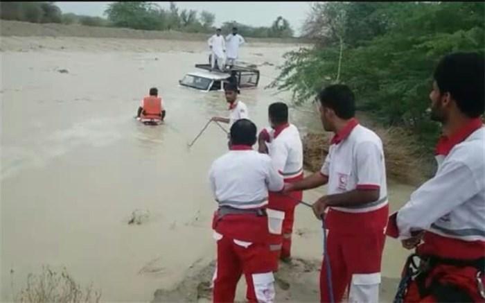 امدادرسانی به 19 استان متاثر از سیل و کولاک