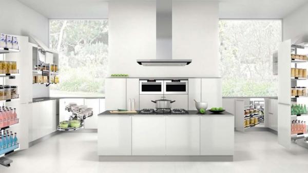 اکسسوری کابینت چیست ؟ دنیایی از وسایل جذاب آشپزخانه را یکجا ببینید!