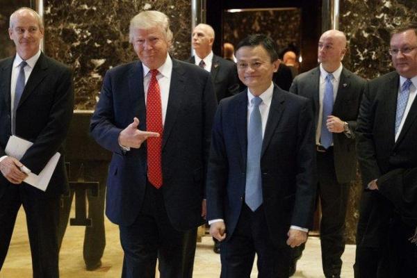 میلیاردر چینی گم شد؟