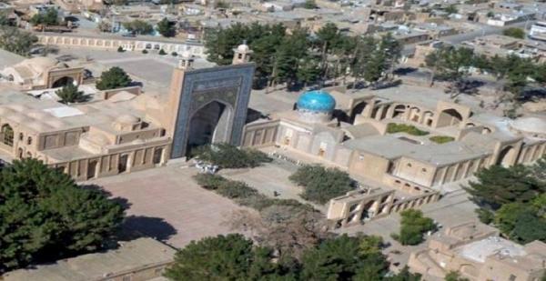 مزار جام، جلوه گاه 5 قرن معماری ایران