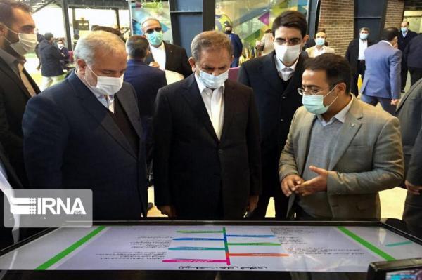 خبرنگاران جهانگیری از پارک علم و فناوری سیستان و بلوچستان بازدید کرد