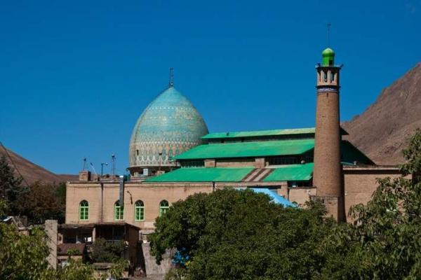 خبرنگاران مسجد جامع دماوند؛ شبستانی باشکوه یادگار سلجوقی