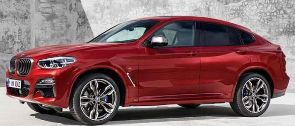 آشنایی با خودرو بی ام و X4 و قابلیت های مهم آن