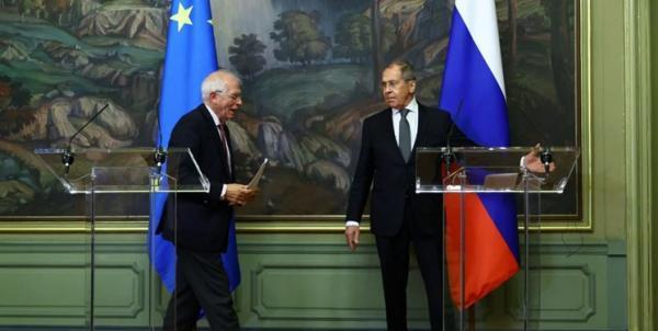 روسیه، اتحادیه اروپا را به قطع روابط تهدید کرد