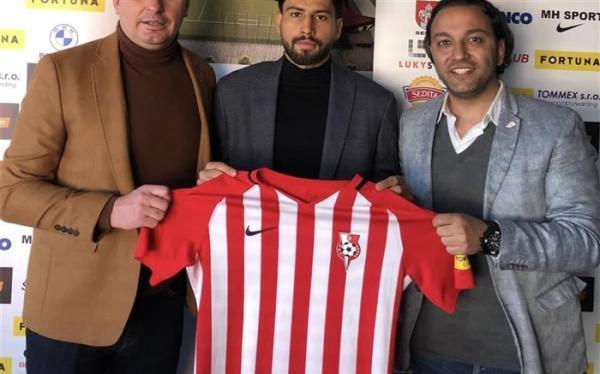 جدیدترین لژیونر فوتبال ایران معرفی شد