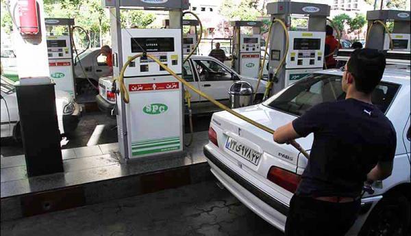 سهمیه بنزین فروردین امشب واریز می شود