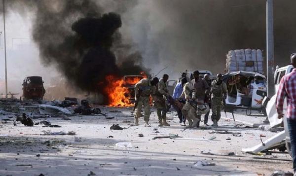 خبرنگاران انفجار خودرو در پایتخت سومالی 20 کشته و 30 زخمی برجا گذاشت