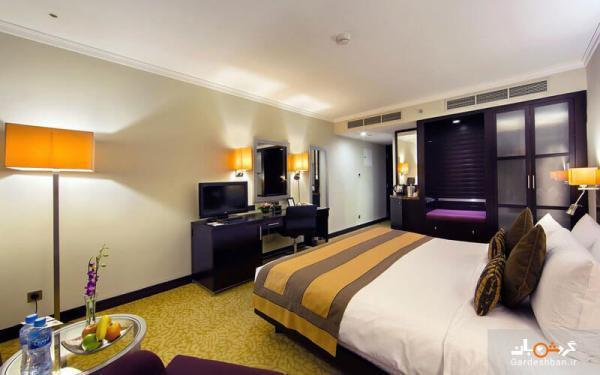 رامادا پلازا بای ویندهام؛ هتلی4ستاره و زیبا در دیره دبی، عمس