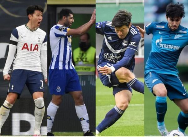 طارمی، آزمون، علیپور و عابدزاده در نظرسنجی AFC