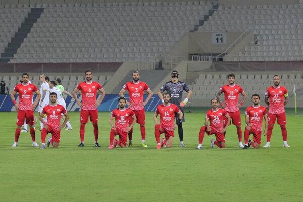 پیروزی تراکتور برابر شارجه، تیم تبریزی در انتظار نتایج رقیبان