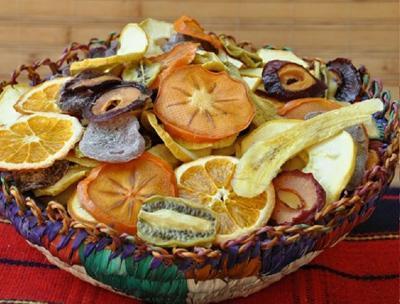 چگونه با خشک کردن میوه درآمدزایی کنیم؟