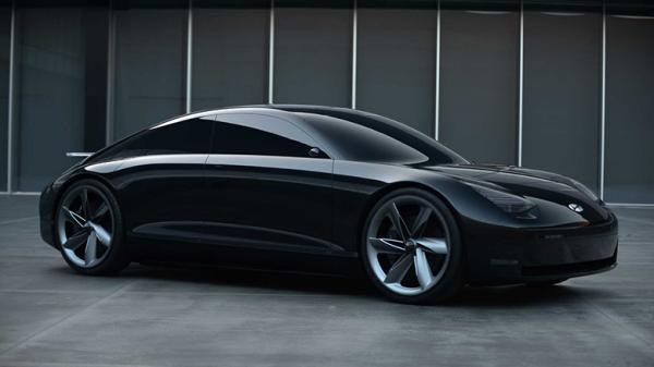 خودروهای الکتریکی بعدی هیوندای: یک سدان خمیده بسیار زیبا و یک شاسی بلند کامپکت