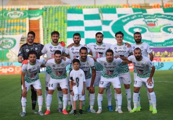 استراحت 4 روزه حسینی به بازیکنان ذوب آهن