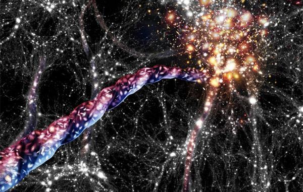 بزرگ ترین ساختارهای کیهانی در حال چرخشند و ما نمی دانیم چرا