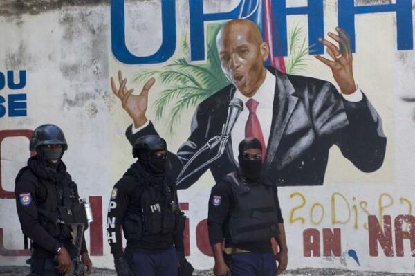 دولت موقت هائیتی خواهان استقرار نیروهای سازمان ملل شد