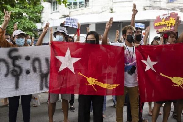 میانمار با تحریم های تازه آمریکا روبرو شد
