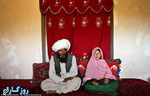 دنیا وحشتناک عروسان کوچک